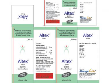 ALTEX(TM) - Allenge India