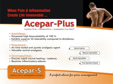 ACEPAR PLUS - Allenge India