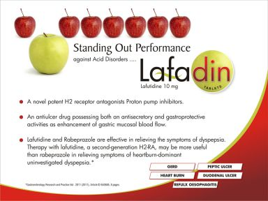 LAFADIN(TM) - Allenge India