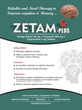 ZETAM PLUS - Allenge India