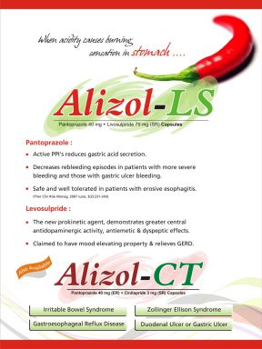 ALIZOL (TM) - CT - Allenge India